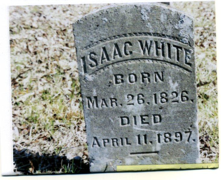Isaac White