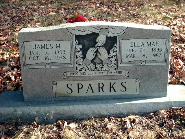 James Earl Sparks
