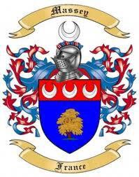 William De La Ferte Mace