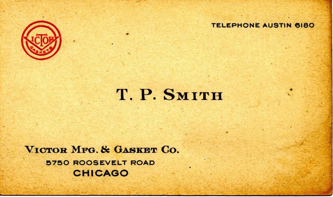 Thomas Patrick Smith