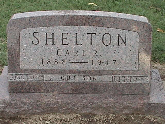 Carl Ray Shelton