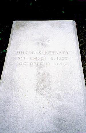 Milton S Hershey