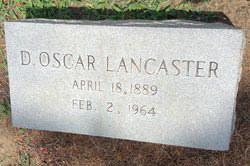 Oscar Lancaster