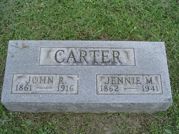 John R Carter