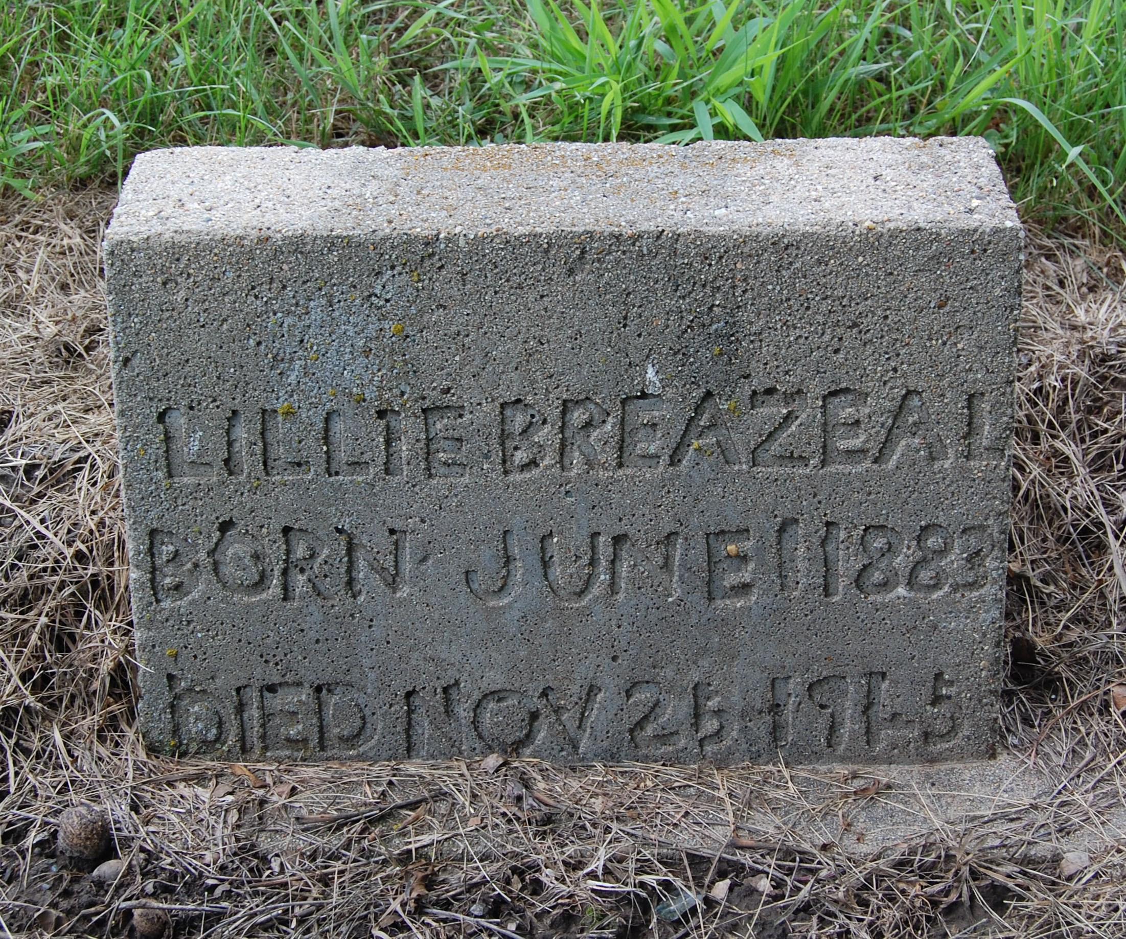 Lillie Marie Funderburk