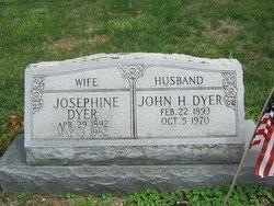 John Henry Dyer