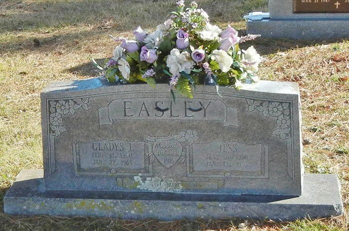 Jessie B Easley