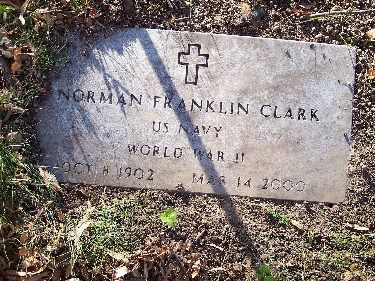 Norman James Clark