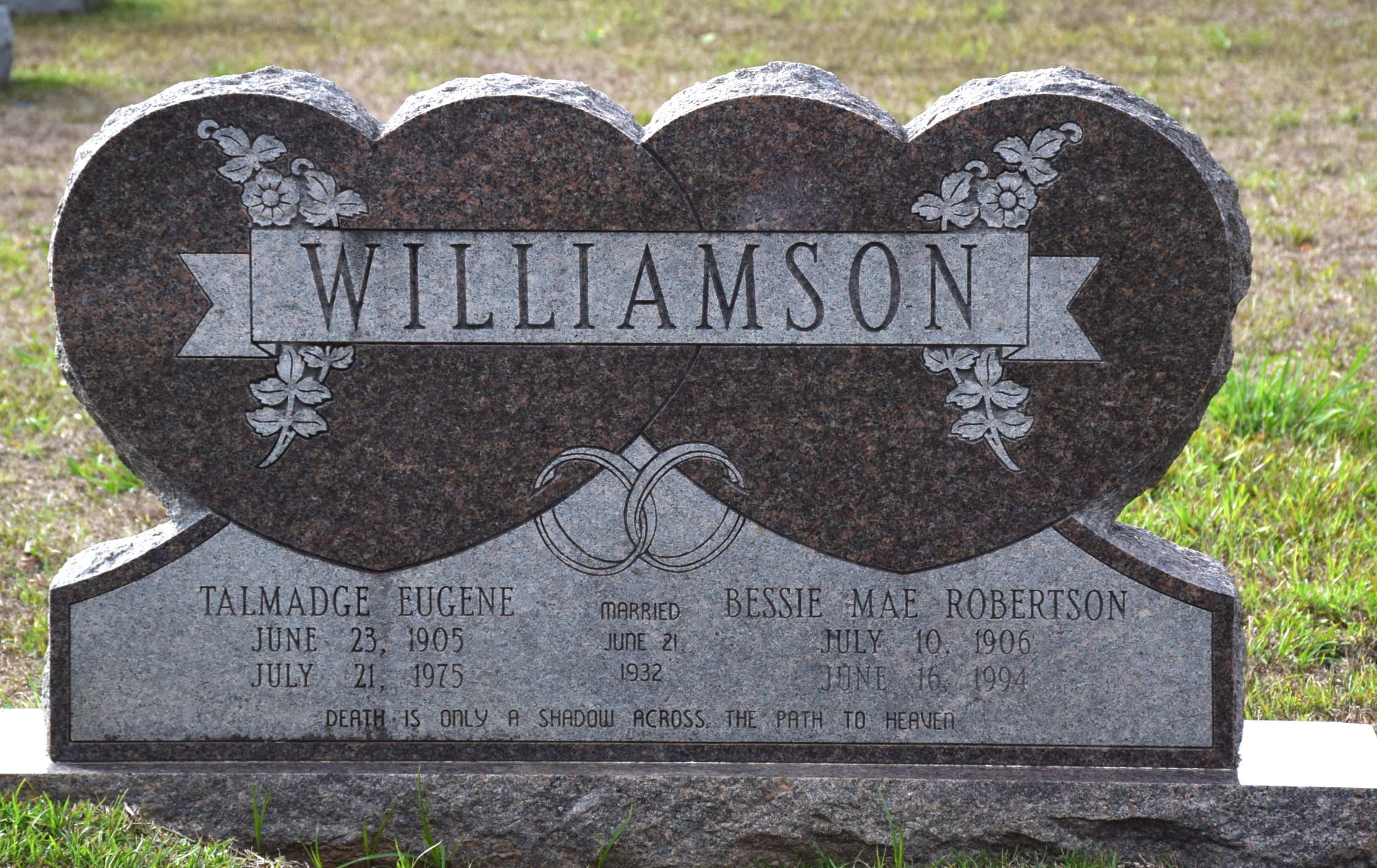 Talmadge Williamson