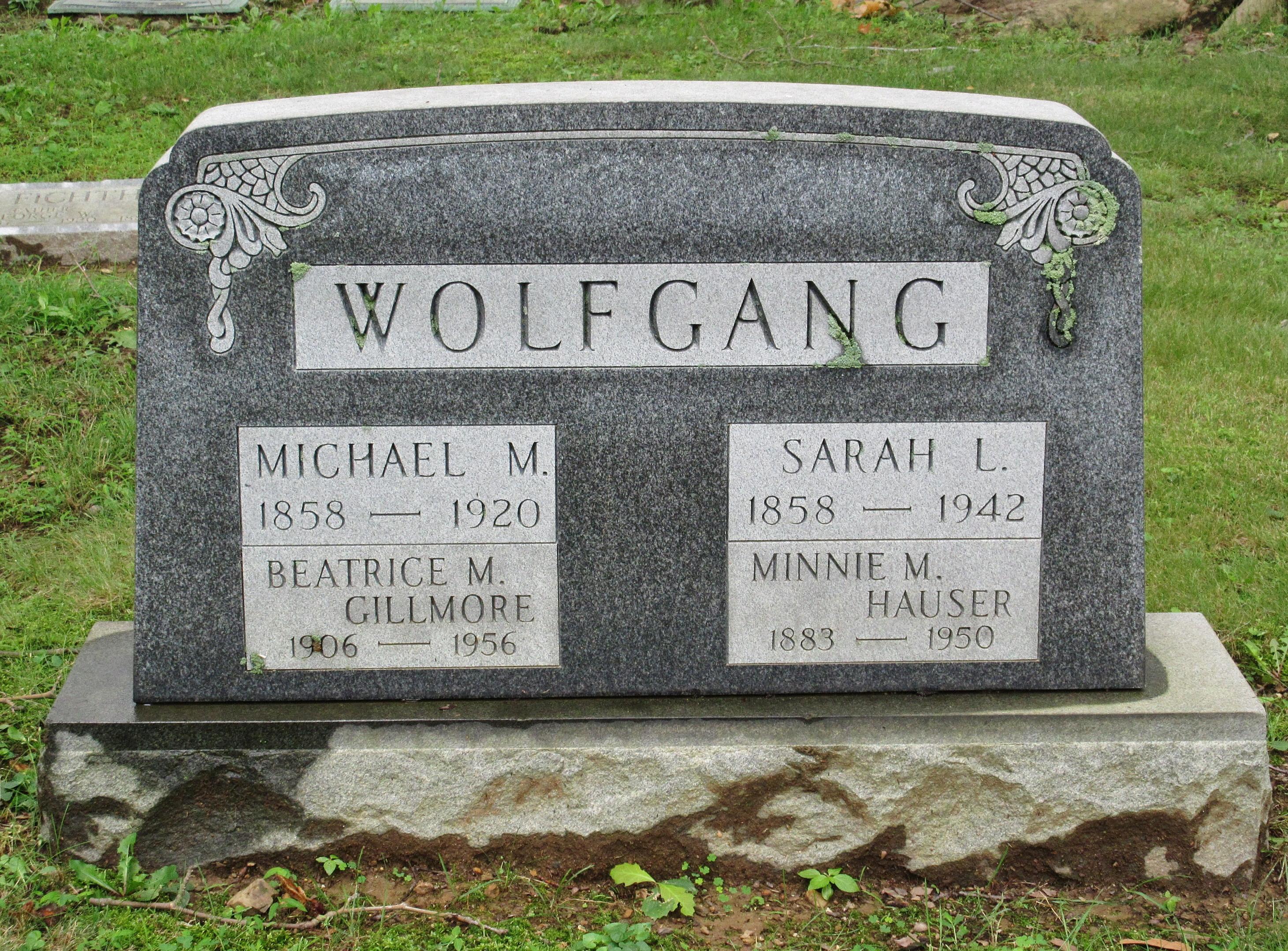 Minnie Wolfgang