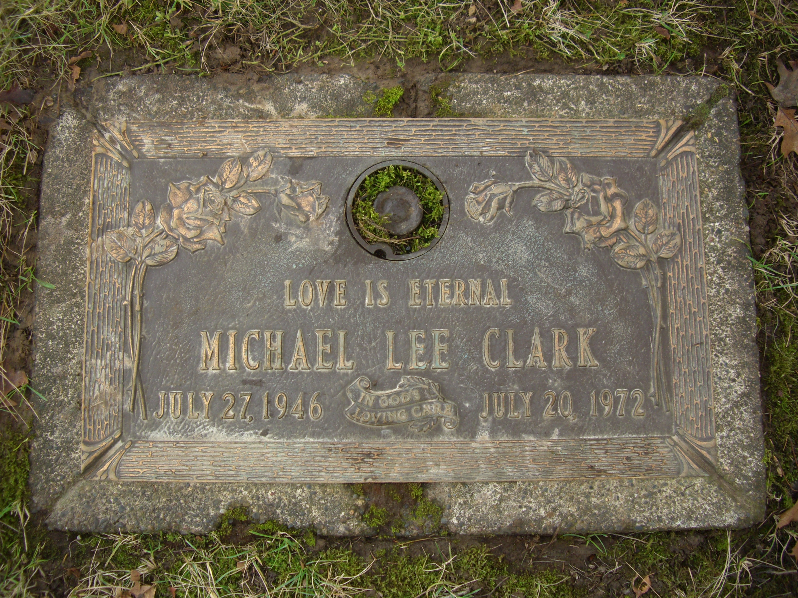 Michael Lee Clark