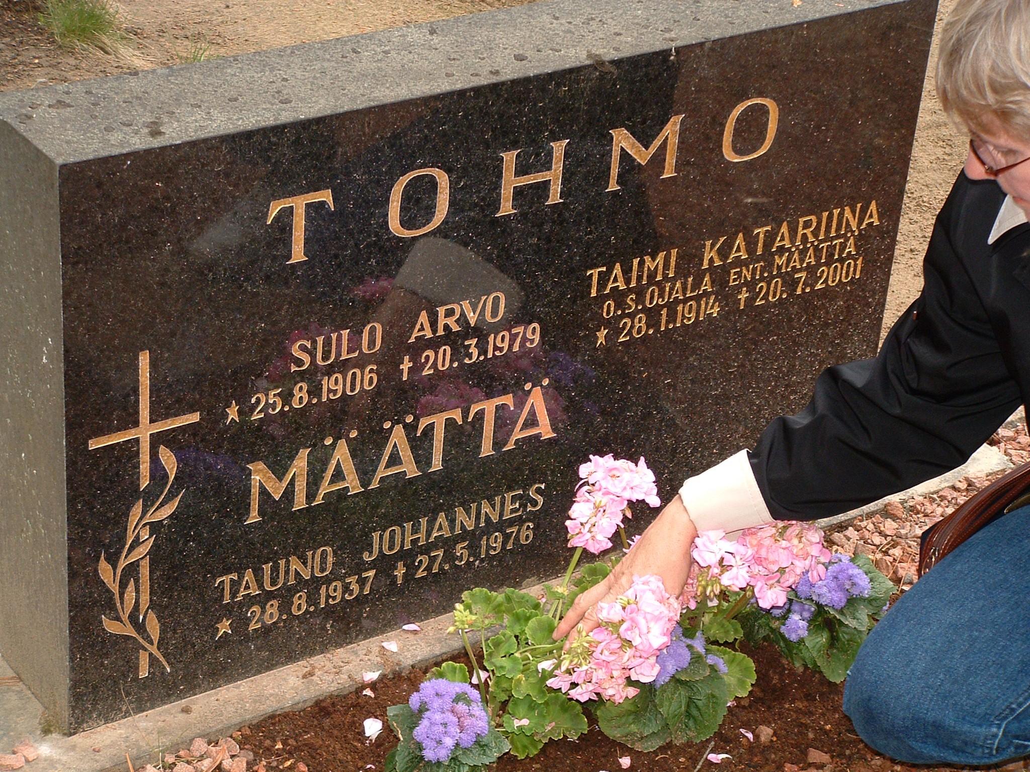 Mari Tohmo