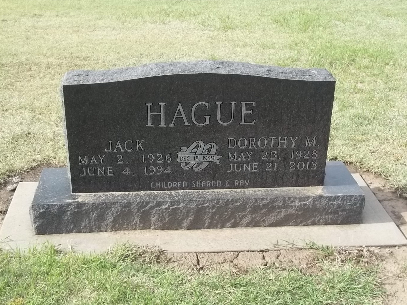 Jack Hague