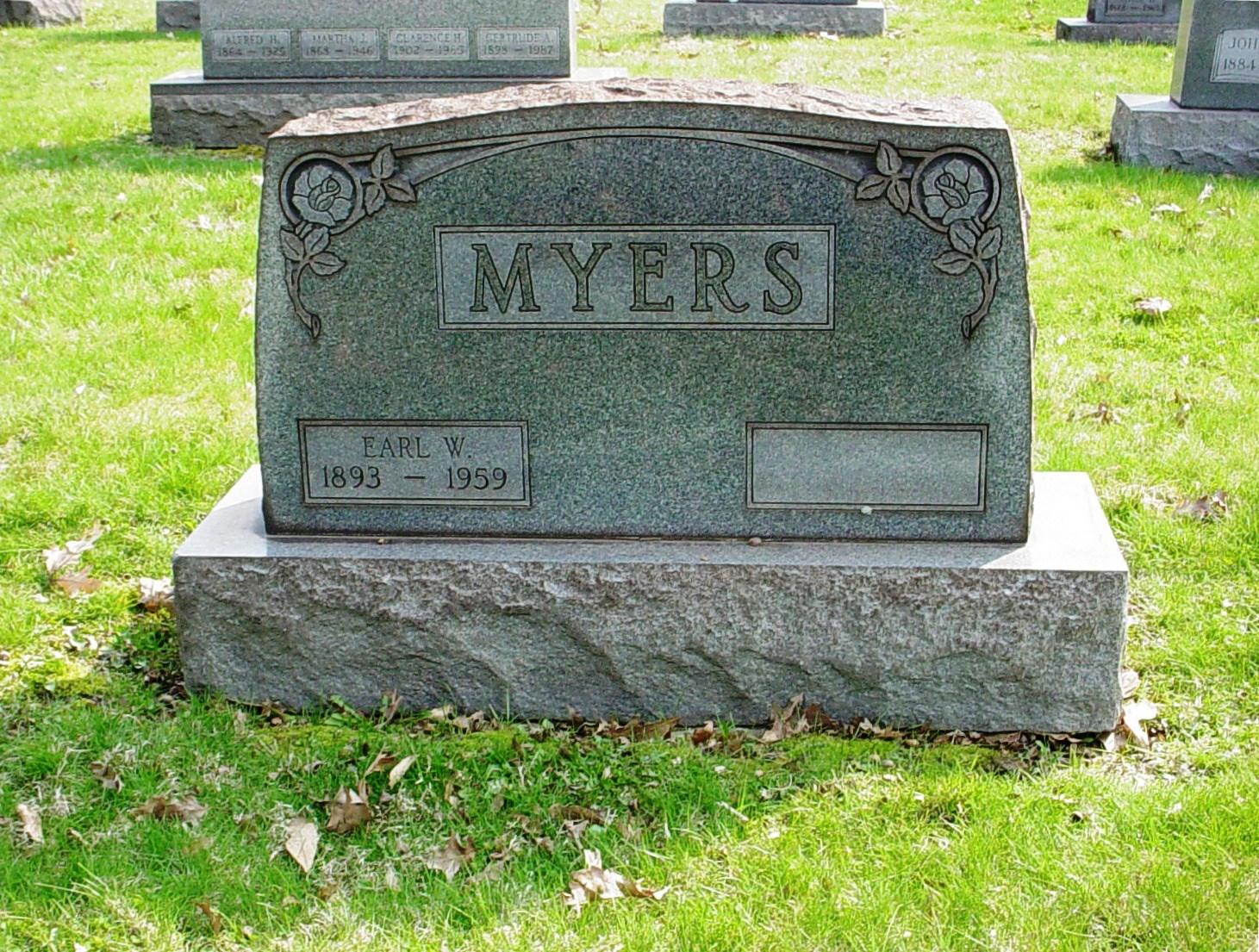 Earl B Myers