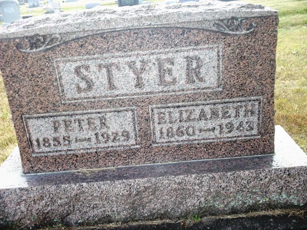 Peter Styer