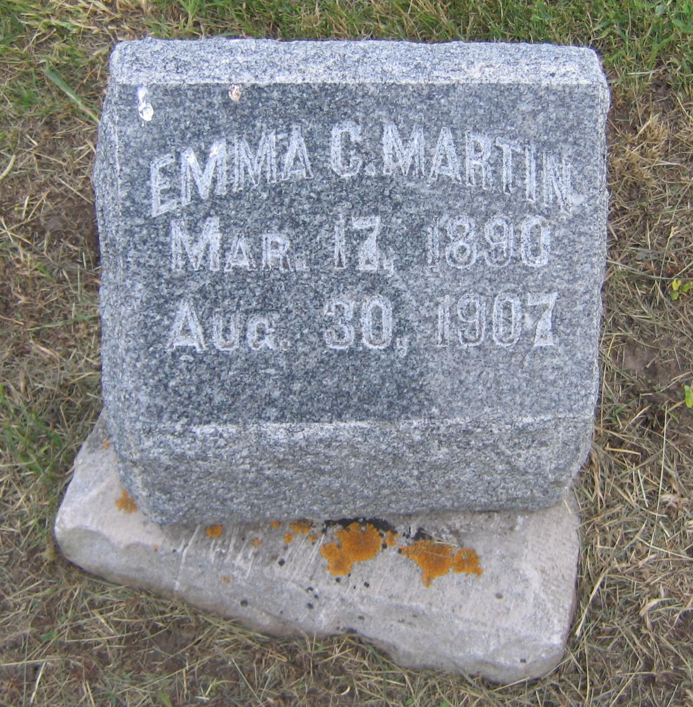 Christina Ann Martin