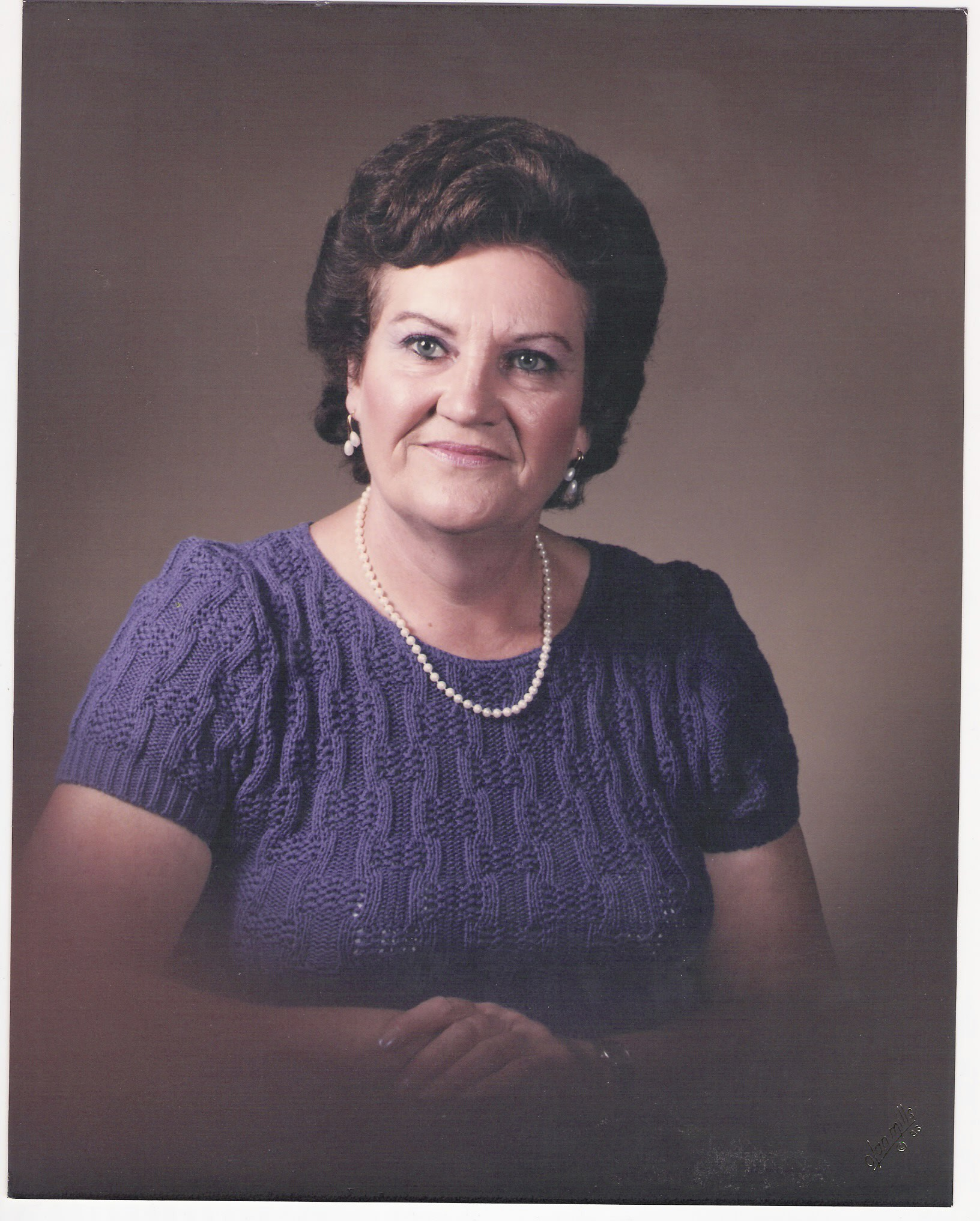 Lucille Mae Littell