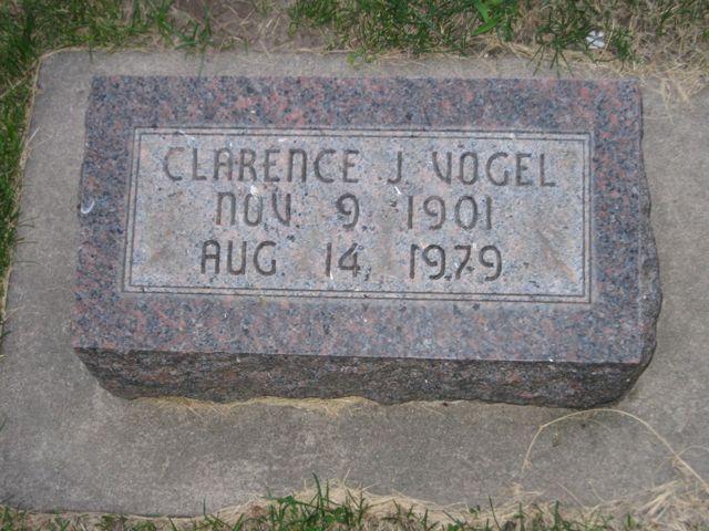 Joseph L Vogel