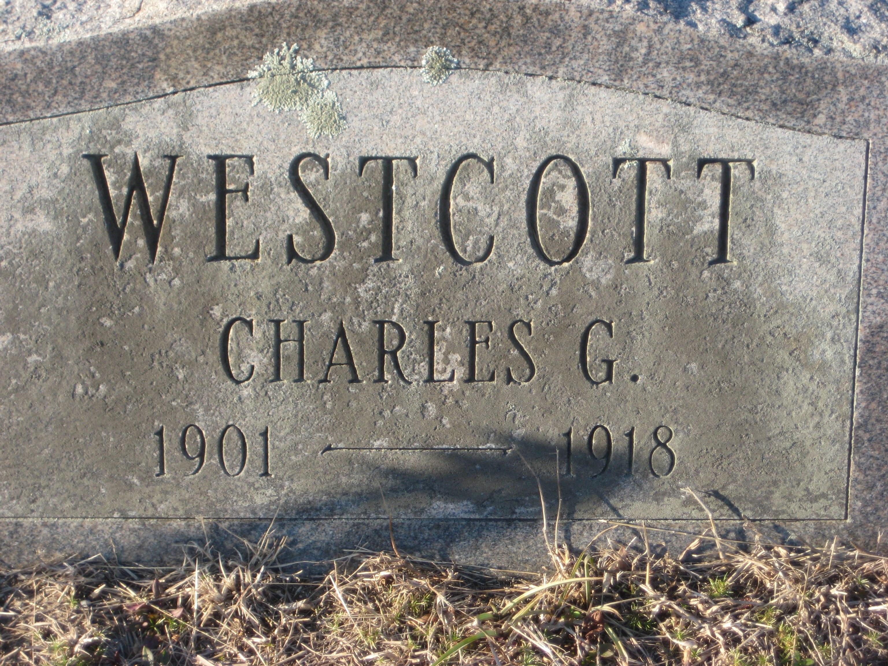 Charles R Wescott