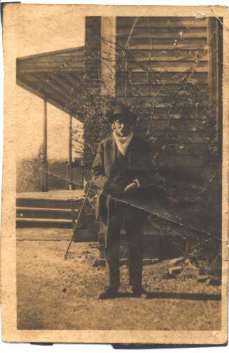 Betsy Locklear