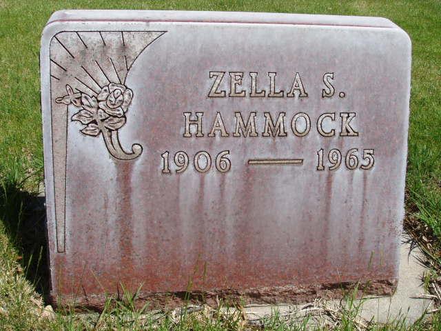 Sarah A Hammock