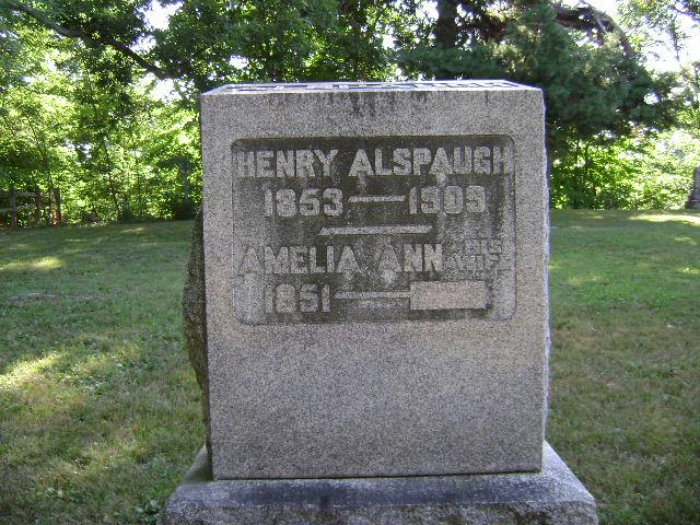 Amelia C Spohn