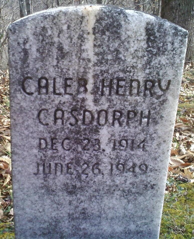 Clayton Casdorph