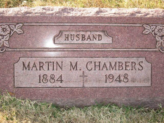 Martin C Chambers