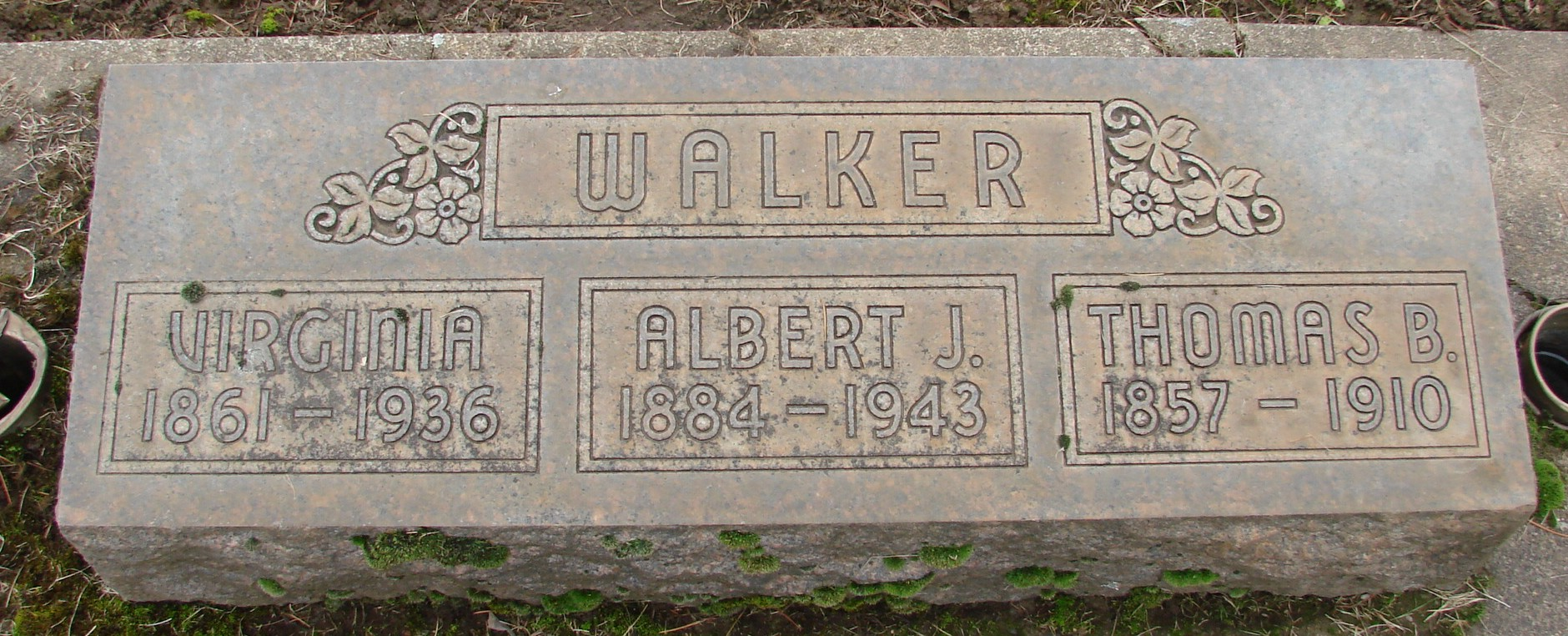 Joseph Albert Walker
