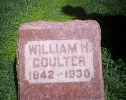 William H Coulter