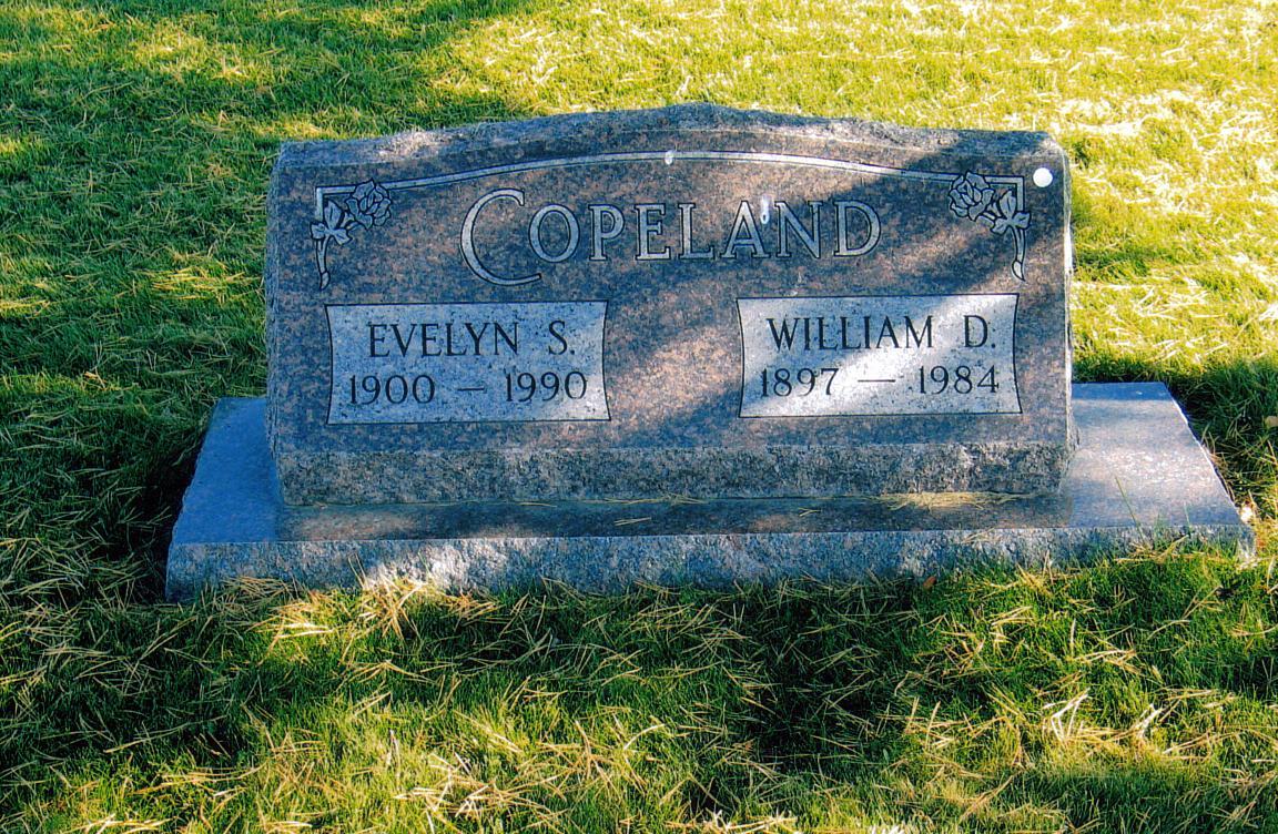 S D Copeland