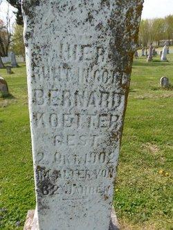 Johann Bernard Koetter