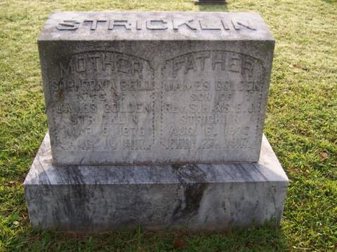 James Franklin Stricklin