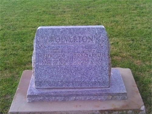 Nephi Levi Wolverton
