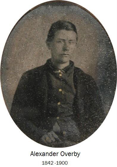 Alexander Overby