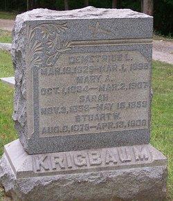 Demetrius Lomdar Krigbaum