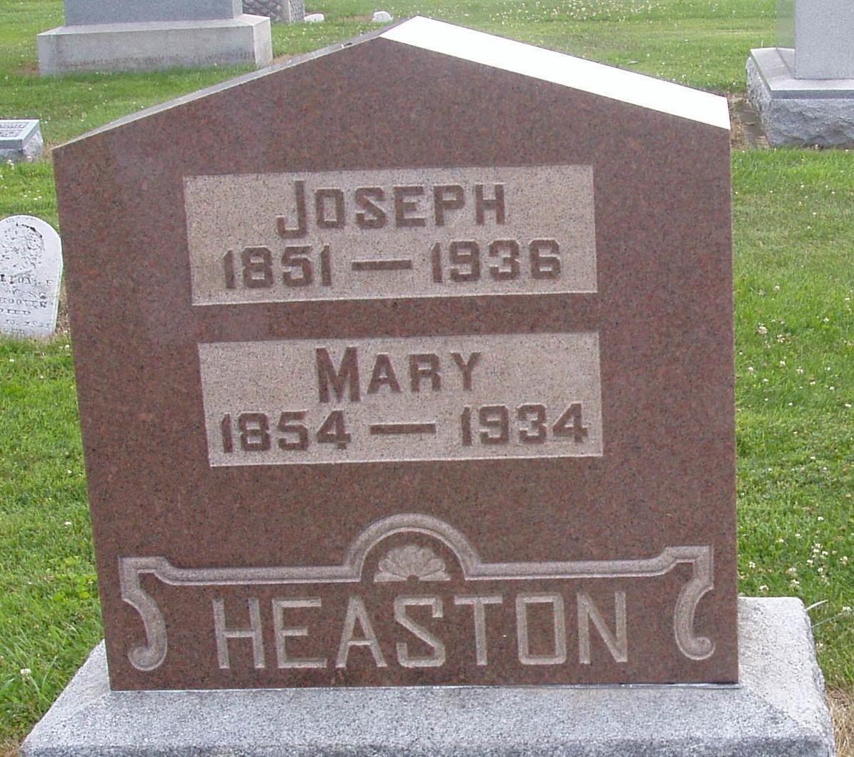 Joseph Heaston
