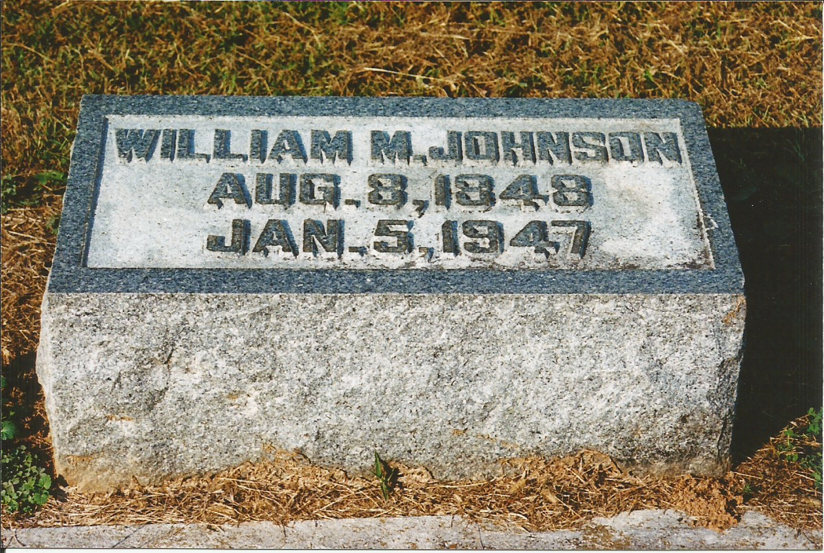 William James Johnson