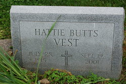 Hattie L Butts