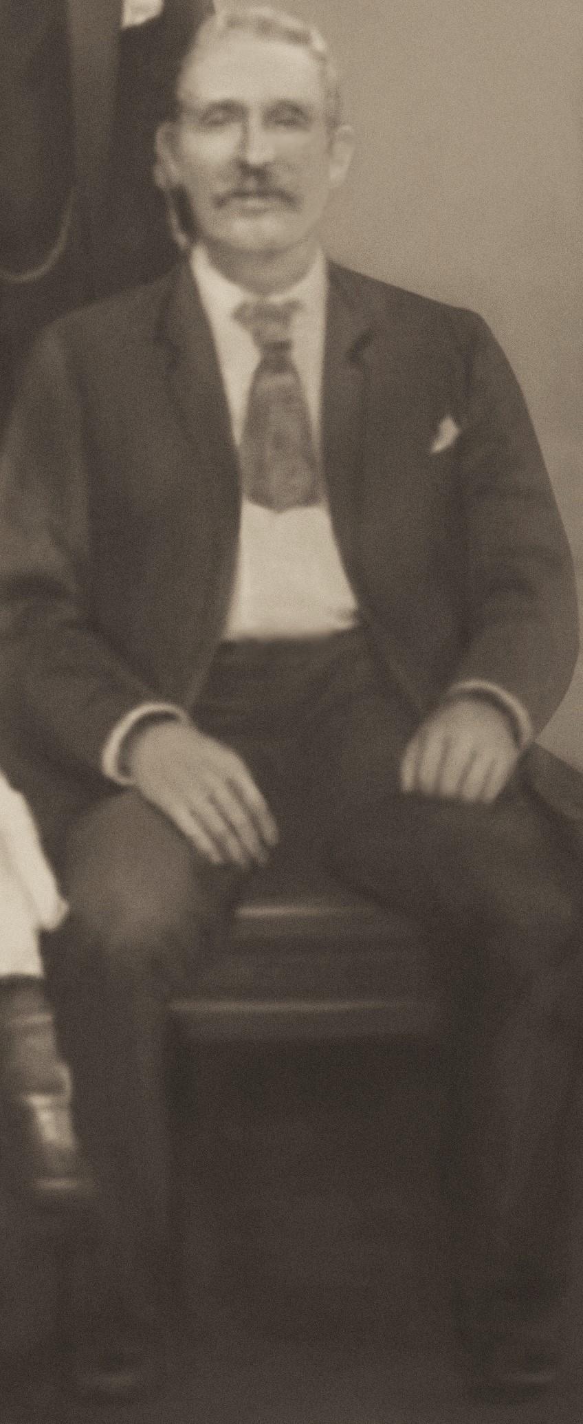 Frederick Thomas Robinson