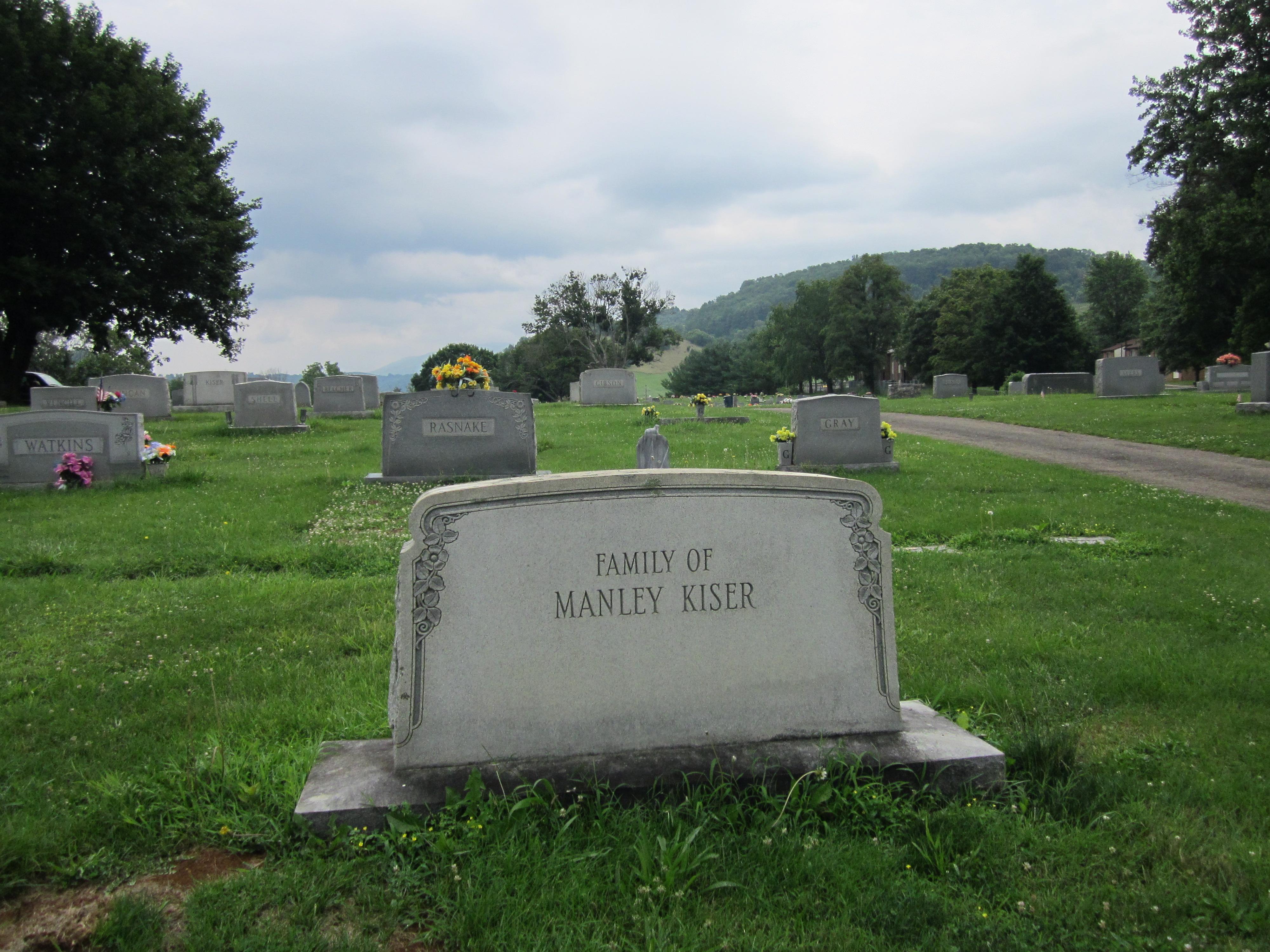 Manley Kiser