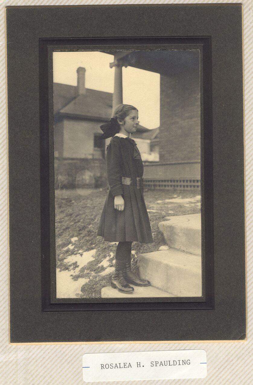 Hazel D Spaulding