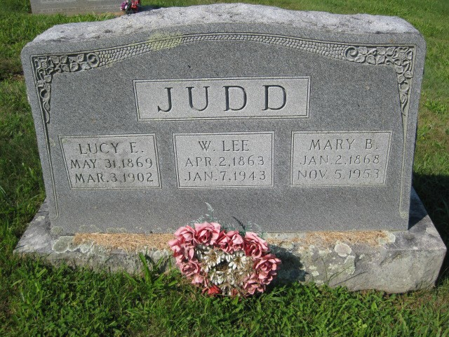 William Lee Judd