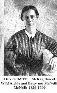 Harriet Mcneill