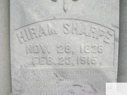 Hiram Sharpe
