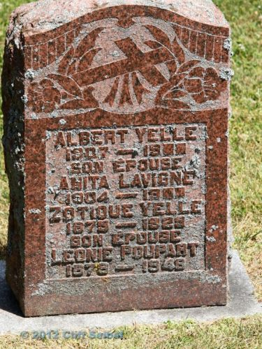 Albert Yelle