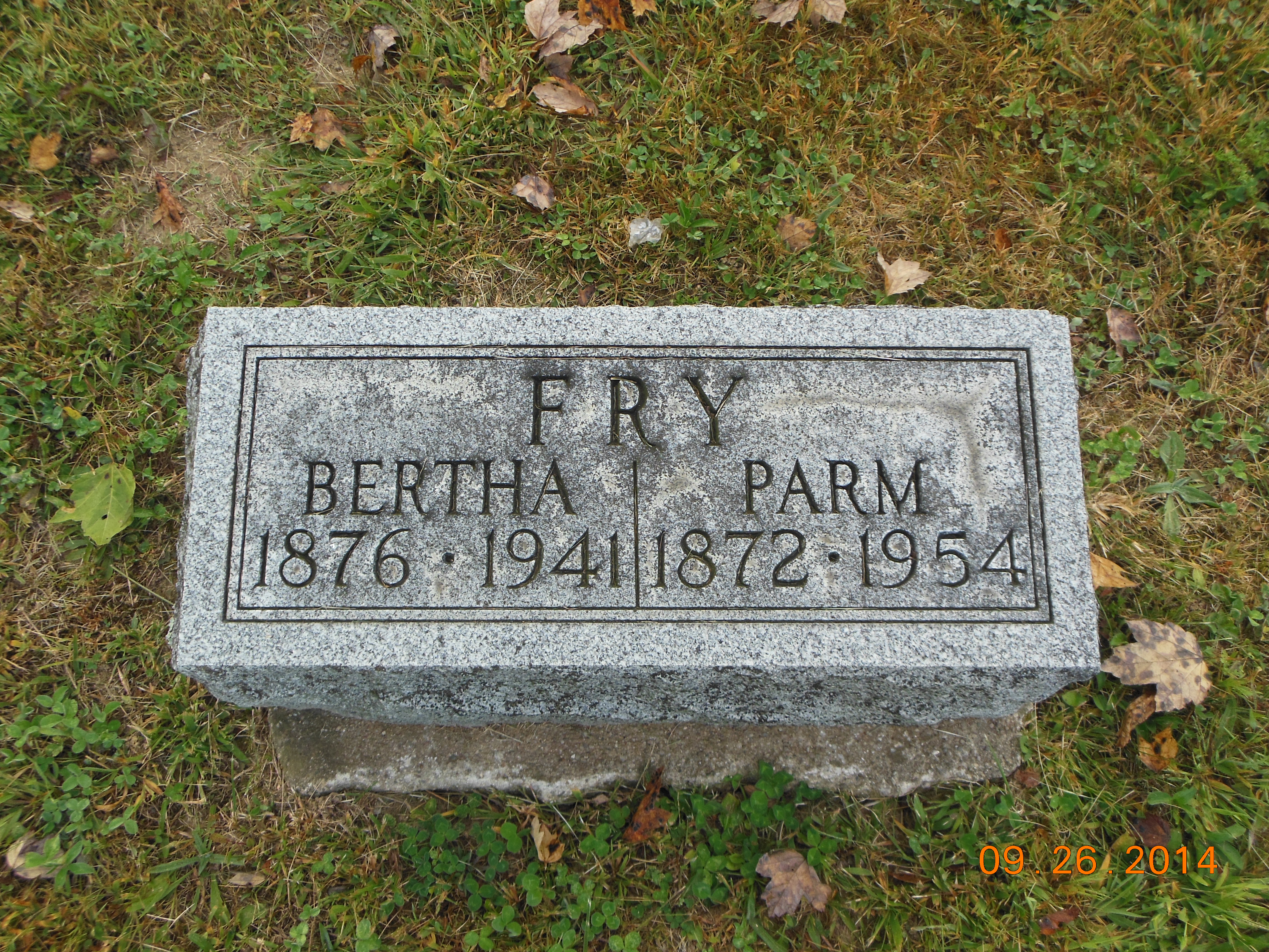 Bertha Wood