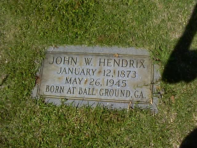 John E Hendrix