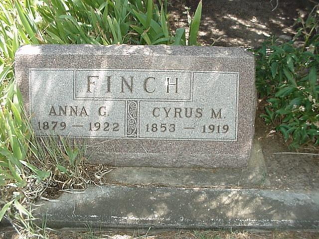 Cyrus Finch