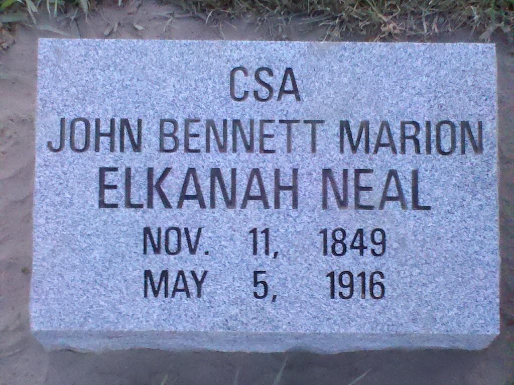 John Bennett Neal
